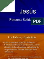 Jesús de Nazaret Persona Solidaria.present.1