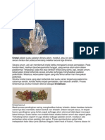 Bahan Makalah Ikatan Atomik Pada Kristal