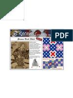 01 Brick Stitch Pattern 14th Century Hl Martin