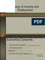 Consumption and Investment Functions