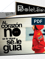 Boletín Juventud Sión 08 de Abril de 2013