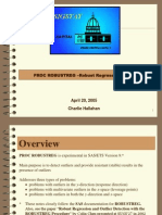 Proc Robust Reg