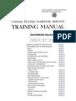 US Maritime Service Training Manual - Engineering Branch Training