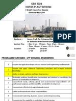 ChemPlantDesign-Intro to Plant Design Economics