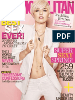 Cosmopolitan USA March 2013