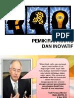 Pemikiran Kritis Dan Inovatif