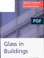 Glass in Buildings CAE