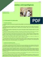 liturgia Presupuestos antropológicos