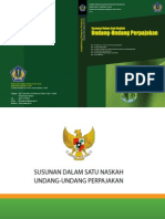 UU Perpajakan SDSN 2012