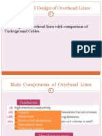Mechanical Design of Overhead Lines