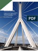 BCA - Cement Concrete Sustainability