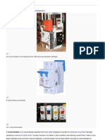 Circuit Breakers & Isolater