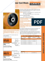 Brauer-(Polyurethane Tyred Wheels Section).