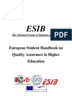 Qa Handbook