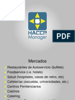 HACCP Mgr Powerpoint-Spanish Presentation