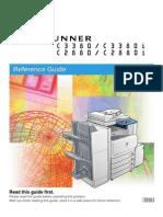 iR-C3380 Reference Manual