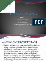 Ppt Tumor Tulang