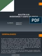 auditoriaBoletin 5120.pptx