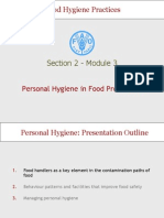 Personal Hygiene in Food Production - dowload.ppt
