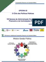 Políticas Públicas e suas fases
