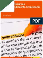 Guía-Mapa de Recursos de Emprendimiento Empresarial