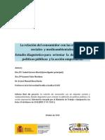 Etiquetado, Informe Completo