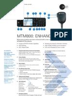BTBMA483-MTM800EDemoGuide
