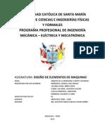PROYECTO DISEÑO DE ELEMENTOS