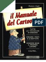 Il Manuale Del Cartoonist Robin Hall