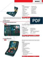 Computer Service Tool Kit 23pc