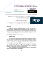 Performance Analysis of Radar Based on Ds-bpsk Modulation Technique