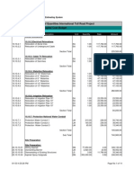 03-International Toll Road Capital Cost Estimate