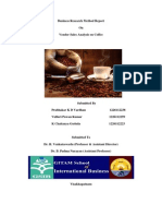 Business Research Method Report