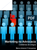 Marketing Na Advocacia - Coletanea de Ar - Marco Antonio P. Goncalves