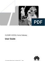 HUAWEI HG532c Home Gateway User Guide (1)
