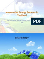 alternative energy sources in thailand final 1