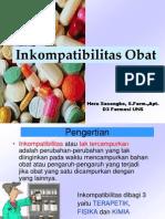 Inkompatibilitas Obat