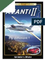 Avanti PilotsGuide