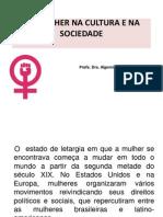 A Mulher Na Cultura e Na Sociedade