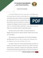 Palitaw Feasib for Book Bind