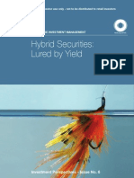 Macquire Hybrid Securities Lured by Yield July2012