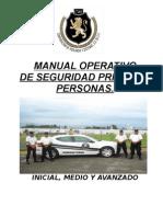 Manual Operativo de Proteccion a Personas