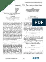 Index-Based Symmetric DNA Encryption Algorithm