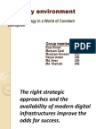 Strategy Environment Ppt