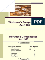 Workmens on Act