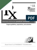 Pharm Tech Practicum Workbook