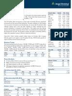 Market Outlook, 09.04.13