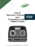 Toro Ecxtra