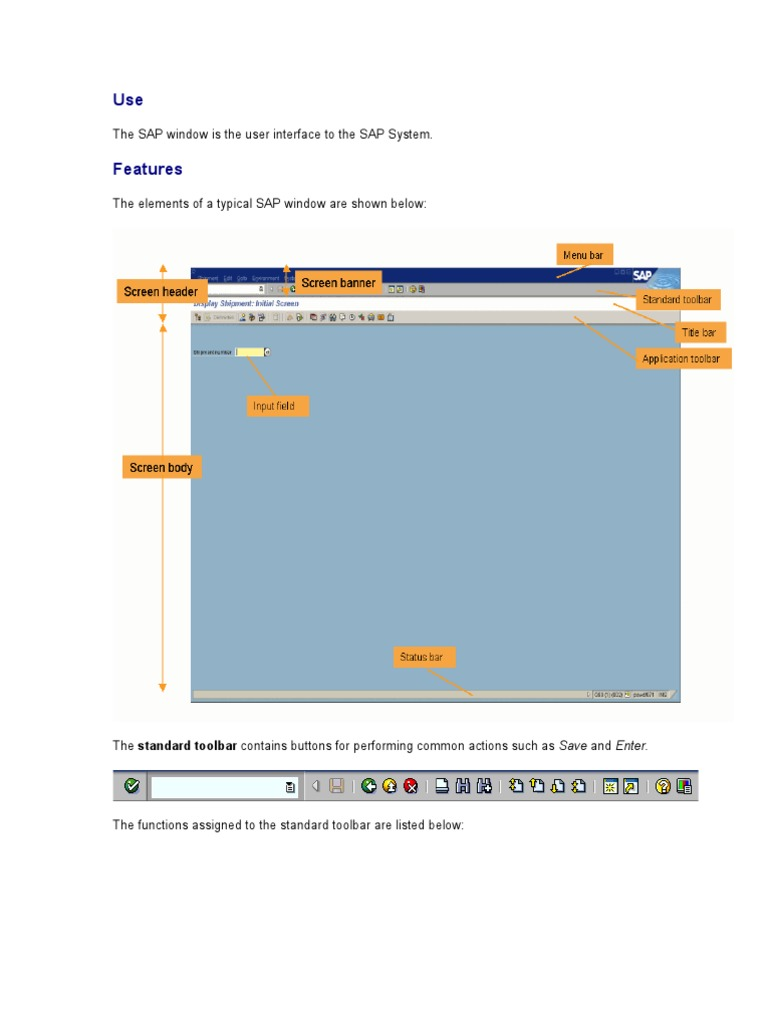 The SAP training.doc   Software   System Software