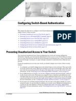 Cisco Switch and Radius Server